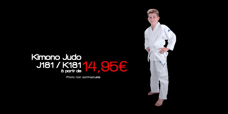 Tenues Judo
