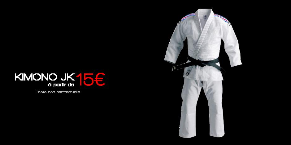 Tenues de Judo